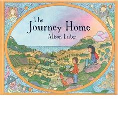 The Journey Home by Alison Lester  We'd love to read to our baby, including old favourites like this one.