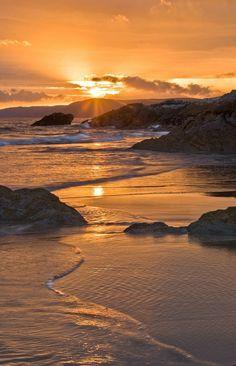 Whitsands Bay, Cornwall, England