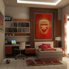 Iron Lion Zion, Arsenal Club, New Room, Nursery Ideas, Bookcase, Kids Room, Room Decor, Rooms, Shelves