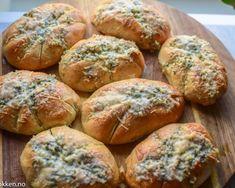 Verdens beste Hvitløksbaguetter lager du selv!! | Gladkokken