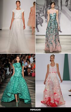 Pin for Later: Behold, the Most Gorgeous Gowns of Fashion Week