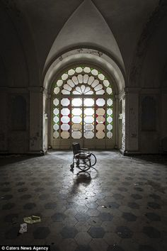 Inside the Italian asylums known as Manicomio abandoned in 1978 by law   Daily Mail Online