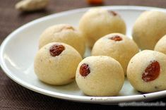 Rava Laddoo Recipe- Learn how to make Rava Laddoo step by step on Times Food. Find all ingredients and method to cook Rava Laddoo along with preparation & cooking time. Laddoo Recipe, Cooking Time, Sweet Recipes, Protein, Tasty, Bread, Homemade, Vaj, How To Make