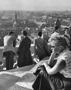 Vintage View: I Love Paris in the '50s - Story by ModCloth
