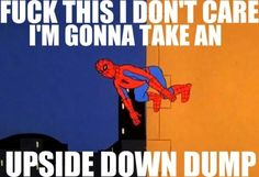 THIS. Omg the best. Ok I'm done, I'm sorry I love the old school Spider-Man memes
