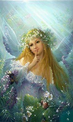 183 - andělské poselství na každý den » na křídlech Andělů