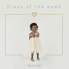 """""""Dress of the Week  Qeturah - Cream  From dazzling days to Arabian nights, see…"""