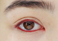 powderdoom:  HOW TO: UNDERCOVER'S A/W 14 RED EYESGuest post for Powder Doom by Hannah Smith I was completely obsessed with the Undercover's ...