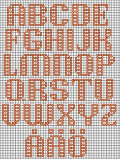 If you are seeking some excellent cross stitch fonts suggestions, this is the web page you have to find out the best ways to make your own cheeky sewed expressions. #embroidery Cross Stitch Letter Patterns, Cross Stitch Letters, Cross Stitch Borders, Cross Stitch Baby, Modern Cross Stitch, Cross Stitch Designs, Cross Stitching, Cross Stitch Font, Stitch Patterns