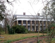 Pitts' Folly Plantation House - built 1852, Uniontown, Perry County, Alabama