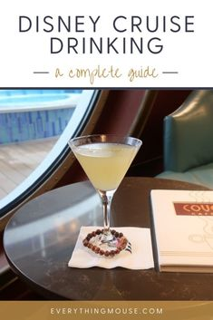 Is There a Disney Cruise Drink Package? - EverythingMouse Guide To Disney Disney Cruise Alaska, Disney Dream Cruise Ship, Disney Wonder Cruise, Disney Fantasy Cruise, Disney Cruise Line, Disney World Secrets, Disney World Tips And Tricks, Disney Halloween Cruise, Disney Cocktails