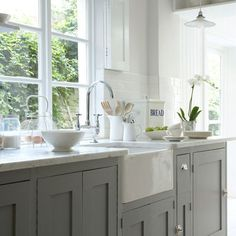 Modern Kitchen Design | Contemporary Country Kitchen Ideas | Decorating Ideas | Interiors | Red Online
