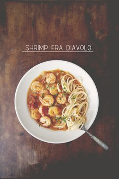 Shrimp Fra Diavolo | The Kitchy Kitchen #Christmas #Dinner #Recipes #Holiday