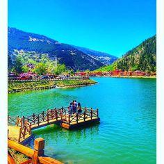 Uzungöl (Long Lake), Çaykara, Trabzon ⛵ Eastern Blacksea Region of Turkey ⚓ Östliche Schwarzmeerregion der Türkei #karadeniz #doğukaradeniz #trabzon #طرابزون #ტრაპიზონი #travel #city #nature #landscape #ecotourism #mythological #colchis #thegoldenfleece #thecolchiandragon #amazonwarriors #tzaniti