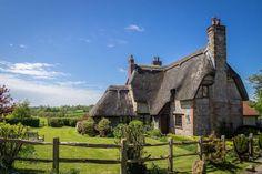 Chantmarle Cottage, Chantmarle, Dorset by Bobrad