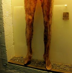"""As far as we know, there is just one pair of intact necropants left on earth and they are locked behind glass at the Museum of Icelandic Sorcery & Witchcraft in Holmavik, Iceland. From the name alone you know they are excellent, but what exactly are necropants? """"The 17th century NECROPANTS made from corpse legs …"""