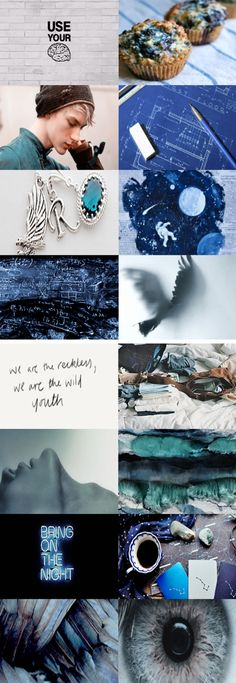 Six of Crows: Hogwarts Edition → Wylan Van Eck + Ravenclaw  Or yet in wise old Ravenclaw,   If you've a ready mind,   Where those of wit and learning   Will always find their kind…