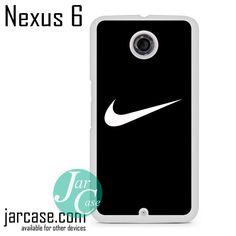 Nike Black Ideal Phone case for Nexus 4/5/6