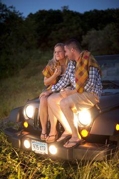 Melissa & David - It's a Jeep Thing - Justin & Mary -   justinmarantz.com