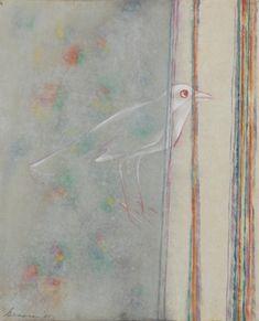 Bird in light #7 by Morris Graves