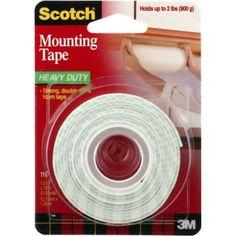 3M SCOTCH MOUNTING TAPE - 110