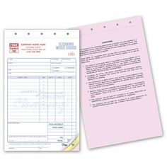 Carpet Cleaning Invoice Template 20