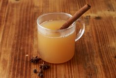 Hot Spiced Apple Cider Recipe - warm up with a hot cider tonight!