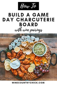 football food With football season just around the corner, Ive put together charcuterie board inspired by your favorite game day foods. So if youre a fan of football, wine, and delicious Charcuterie Recipes, Charcuterie And Cheese Board, Charcuterie Platter, Cheese Boards, Snack Platter, Party Food Platters, Food Trays, Cheese Platters, Delicious Appetizers