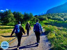 Walking roundtrip on Crete Greece - hiking trails in Greece 2021