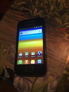 Samsung  Galaxy Ace GT-S5839I - Onyx Black/ohne Simlock/Smartphone  | eBay