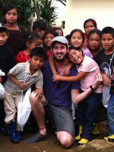 Boot Drop- Guatemala!