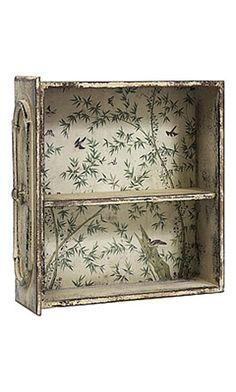Wallpapered Drawer - Medium - Plümo Ltd
