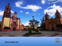 #turismoqueretaro FRACCIONAMIENTOS EN QUERÉTARO. La Parroquia de San Pedro y San Pablo, se encuentra ubicada en el centro de Cadereyta y se empezó a construir el 15 de diciembre de 1725, a la llegada de los Franciscanos. En este templo, predomina el estilo barroco y neoclásico. En ASIN BR, tenemos diferentes inmuebles para que adquiera su nuevo hogar en este bello estado. asinmex@asinbr.mx