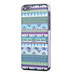 Aztec tribal hard case hoesje voor iPhone 5C