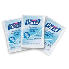 PURELL 9025-12 Cottony Soft Sanitizing Wipes, 40-Count (Case of 12) * Awesome product. Click the image : Skin Care