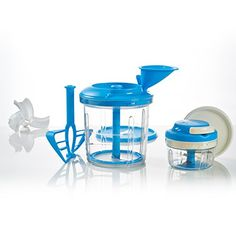 Use the power chef to make all kinds of stuff to include baby food or desserts.  http://jessicasullivan2014.my.tupperware.com/