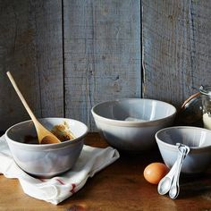 We can't get enough of this grey. #mosser #handmade #food52