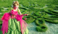Costumes - garden fairy