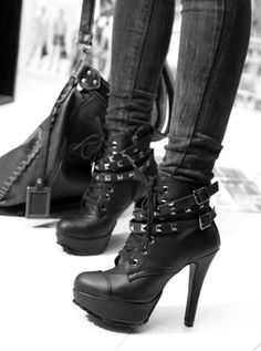 .killing heels - Click image to find more shoes posts