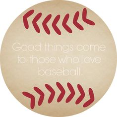 We'd like to think so at least. #baseball #love