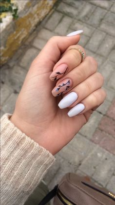 Lovely Nailart Inspirations Every Woman Must Attempt Right Today - Nails - Nageldesign Cute Acrylic Nails, Glitter Nails, Hair And Nails, My Nails, Nails Today, How To Do Nails, Nagel Blog, Nailart, Coffin Shape Nails