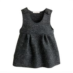 TANE™ felted alpaca jumper - tane - Girl's baby - J.Crew...way too expensive, but I could try to make