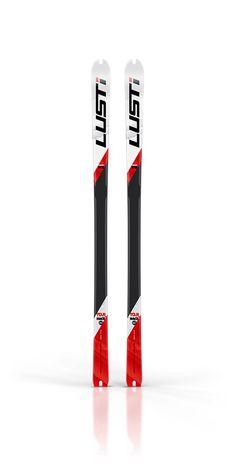 lusti tour race ski design