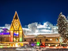 Boyne Mountain Resort: Celebrate the Season!