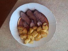 Diviačie stehno s brusnicovou omáčkou - Recept pre každého kuchára, množstvo receptov pre pečenie a varenie. Recepty pre chutný život. Slovenské jedlá a medzinárodná kuchyňa