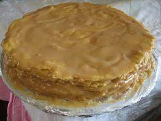 Como Hacer Torta Chilena Recetas de Costarica