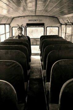 I saved you a seat...