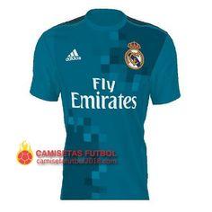 Tercera camiseta Tailandia del Real Madrid 2017 2018 Zapatos De Fútbol 3cf730785fd5c