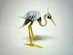 Shaun the Sheep Glass Miniature Animals Glass by miniatureglass