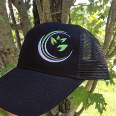 "3 Likes, 1 Comments - #logotheworld 🌊 (@rockycoastprintworks) on Instagram: ""Embroidered hats for Greenlife Garden Supply 🍃 Branded products are a great way to get your company…"""